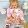 Кукла Сьюзи в розовом жакете