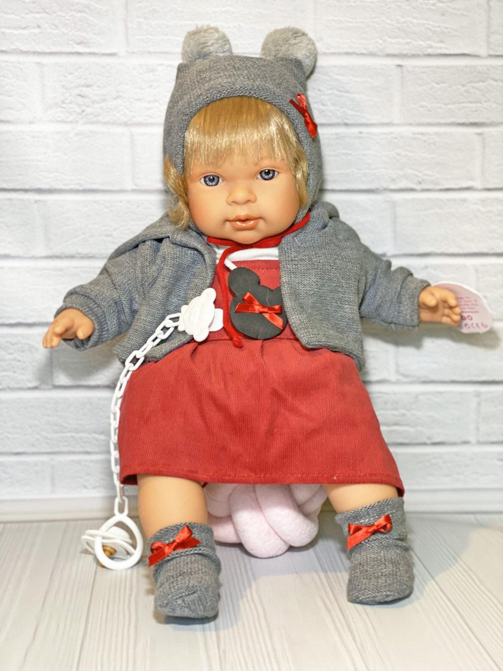 Испанская кукла Carla от фабрики Llorens