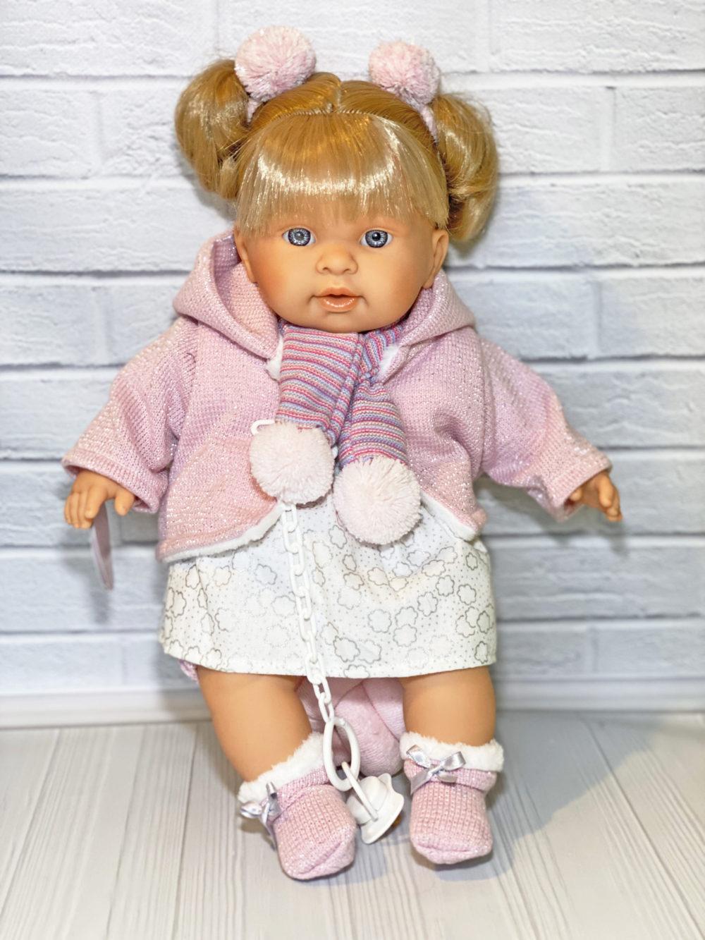 Кукла Alexandra от фабрики Llorens