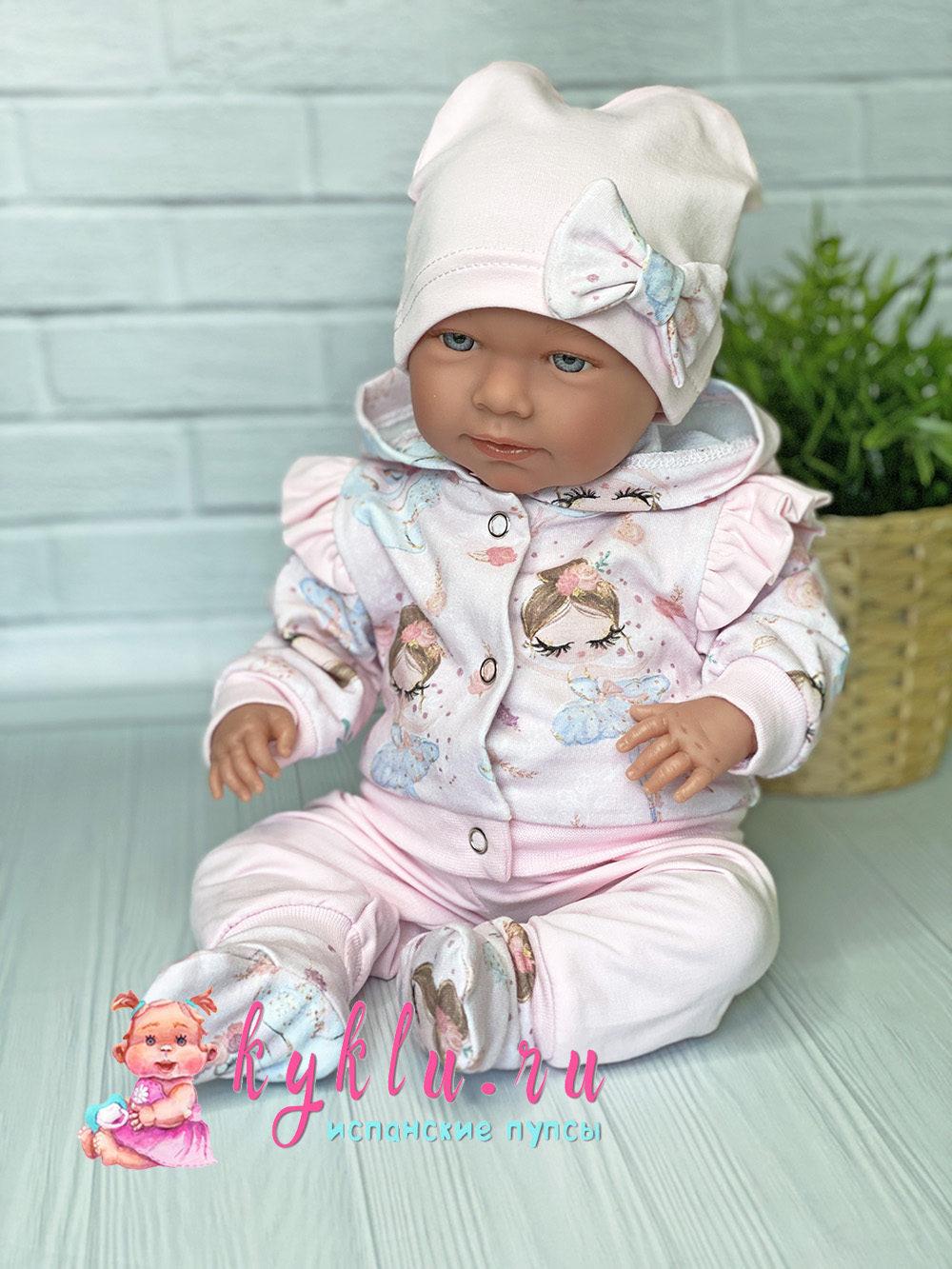 "Костюм розовый ""Балерины"" для куклы"