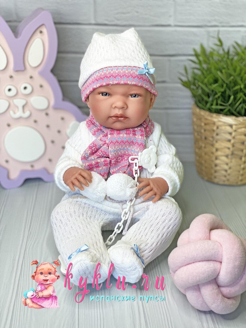 Кукла Ника от Llorens