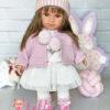 Кукла Sara в платье от Llorens