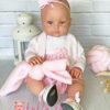 Кукла Алисия в розовом платье