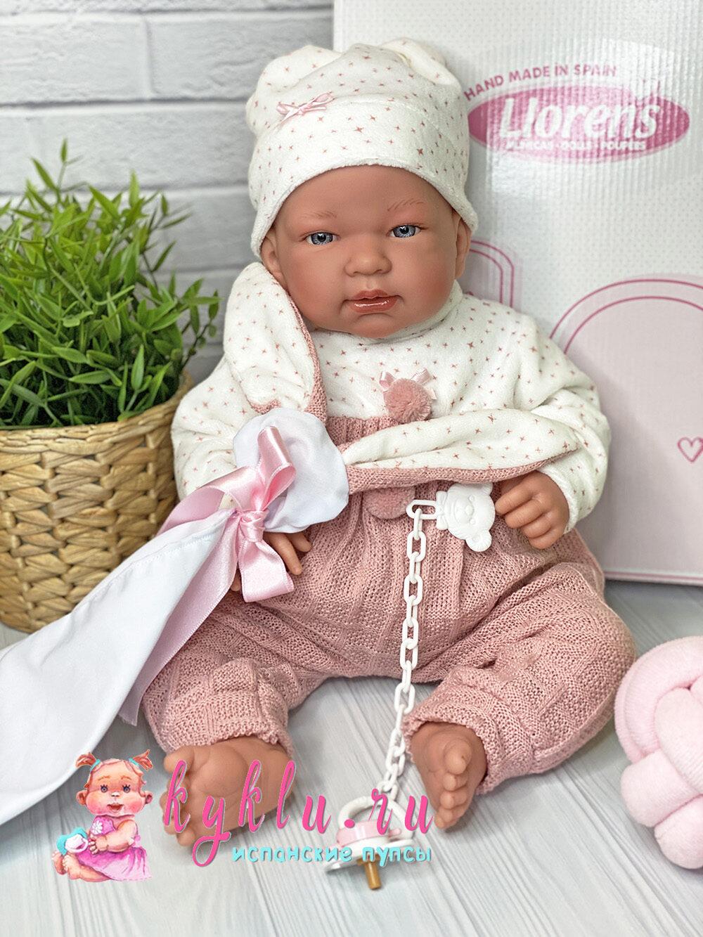 Кукла Tina в комбинезоне