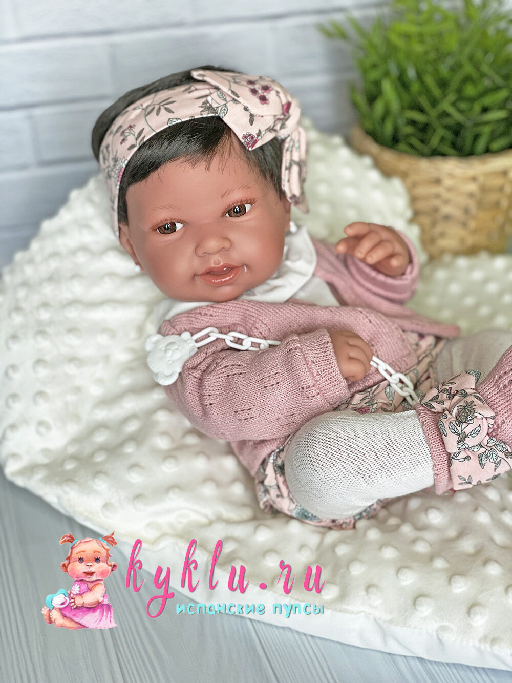 Кукла Pipa от Antonio Juan