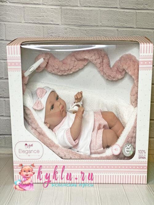 Кукла Erea в переноске