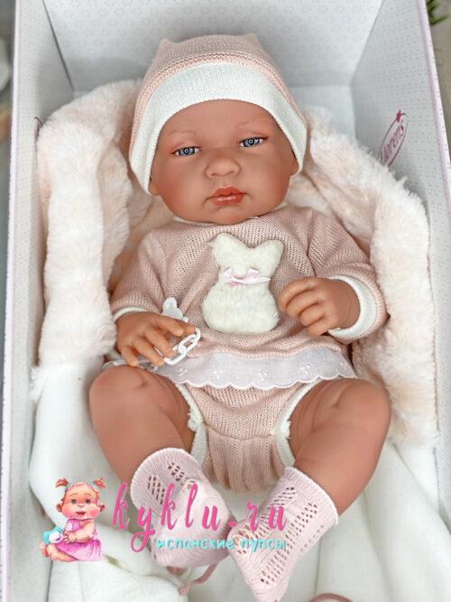 Кукла Тина виниловая от LLorens