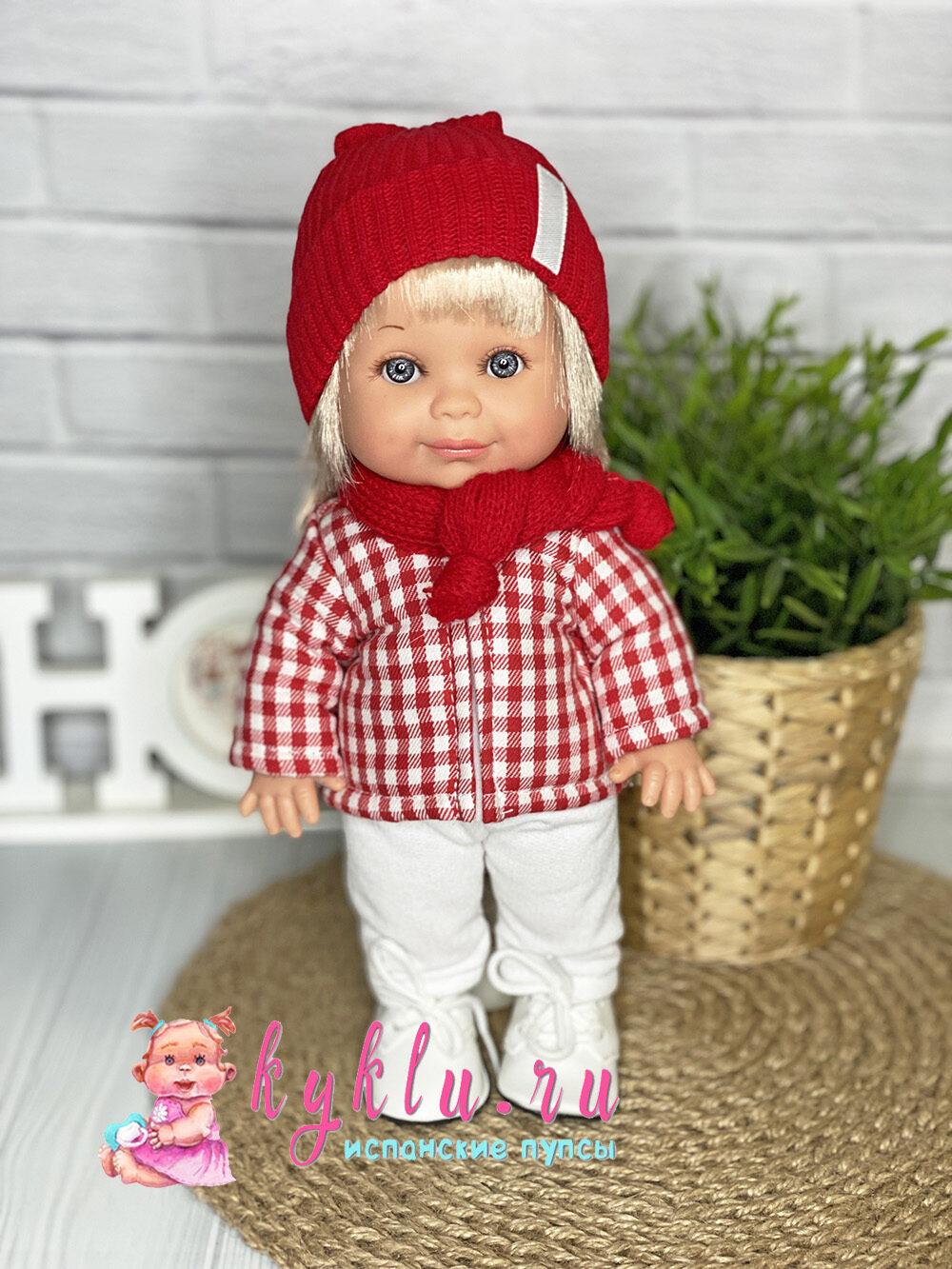 Кукла Бетти с ароматом ванили 30 см