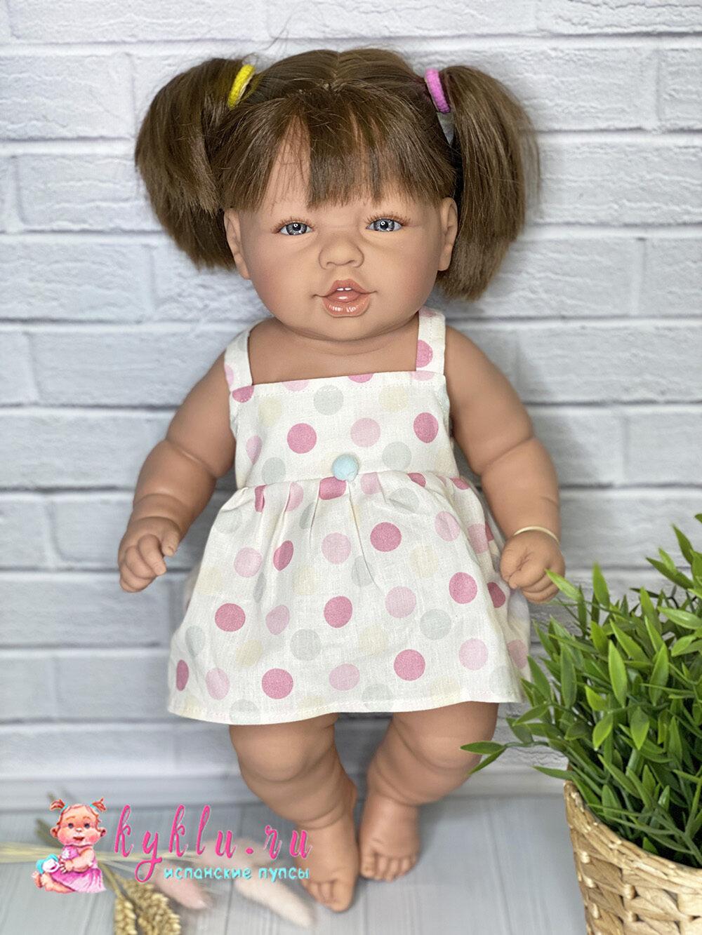 Кукла Нина от фабрики Manolo