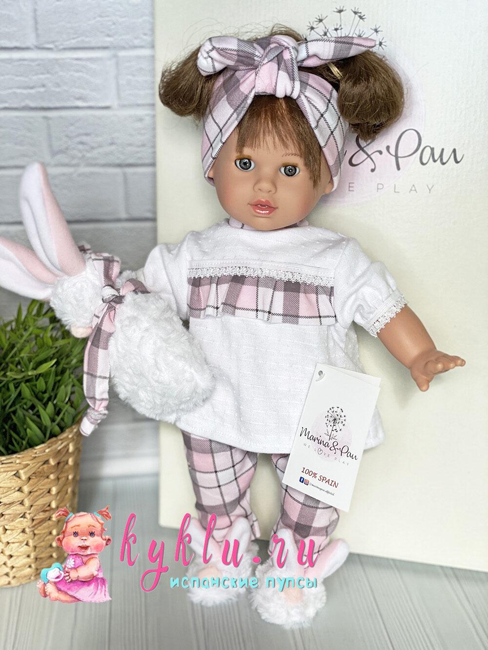 Кукла Тина от фабрики Marina&Pau