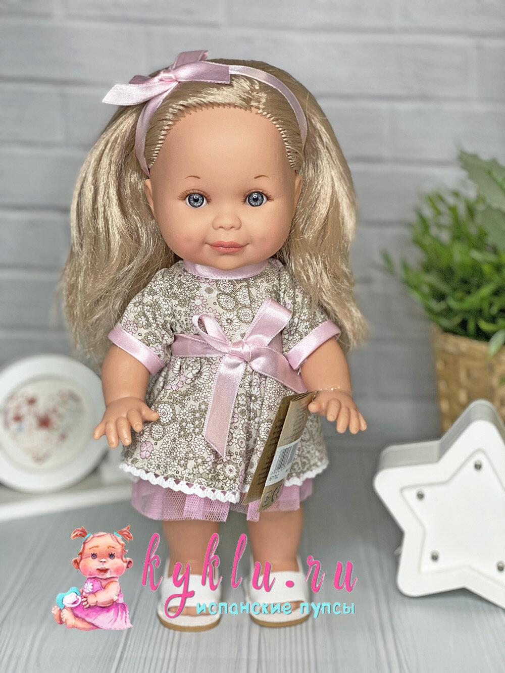 Кукла Бетти с длинными волосами от Lamagik