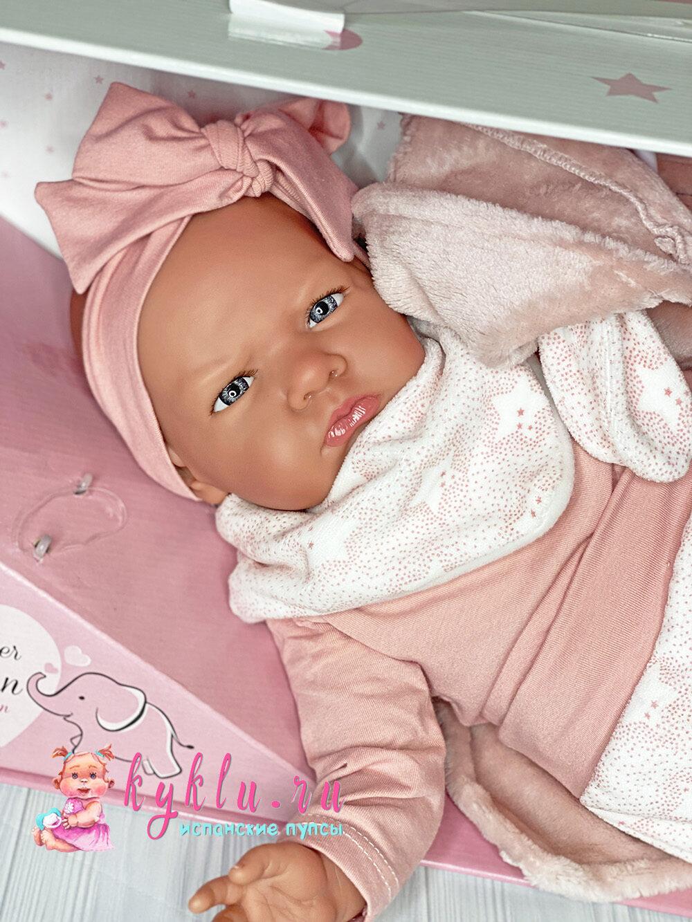 Кукла реборн Berta от Antonio Juan