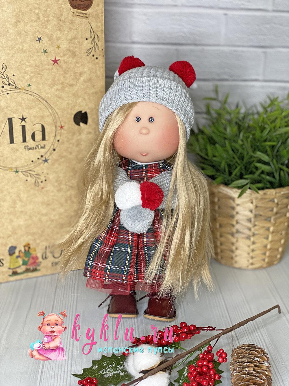 Кукла Mia блондинка от nines d'onil