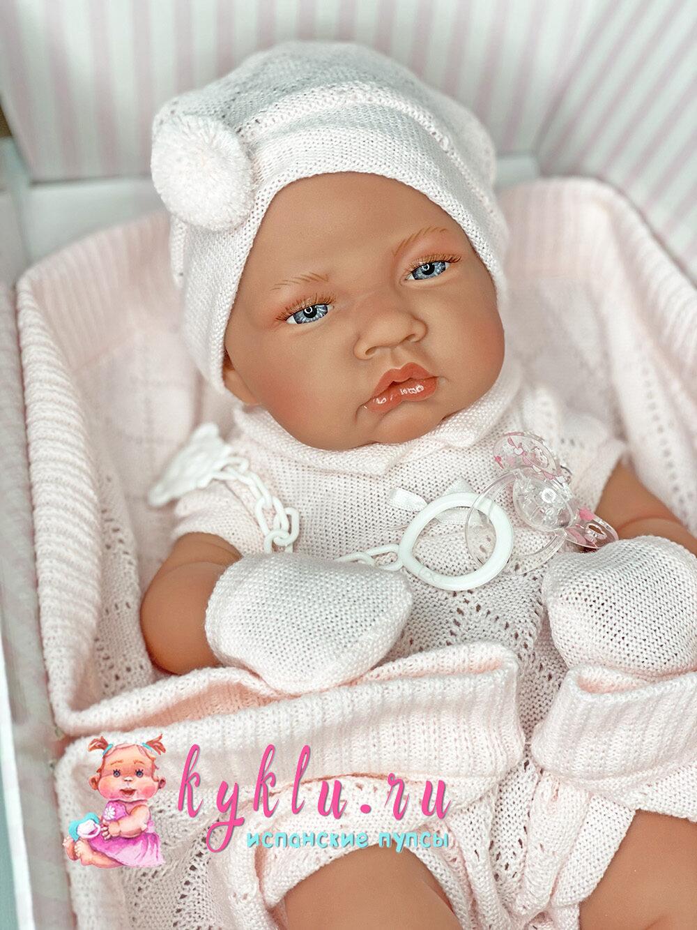 Кукла-младенец Recien от Antonio Juan