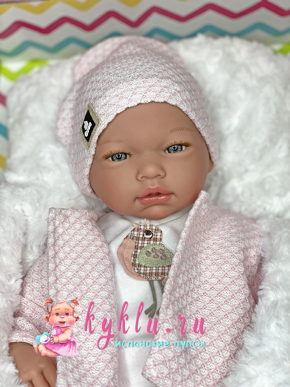 Кукла Lucia от фабрики Guca
