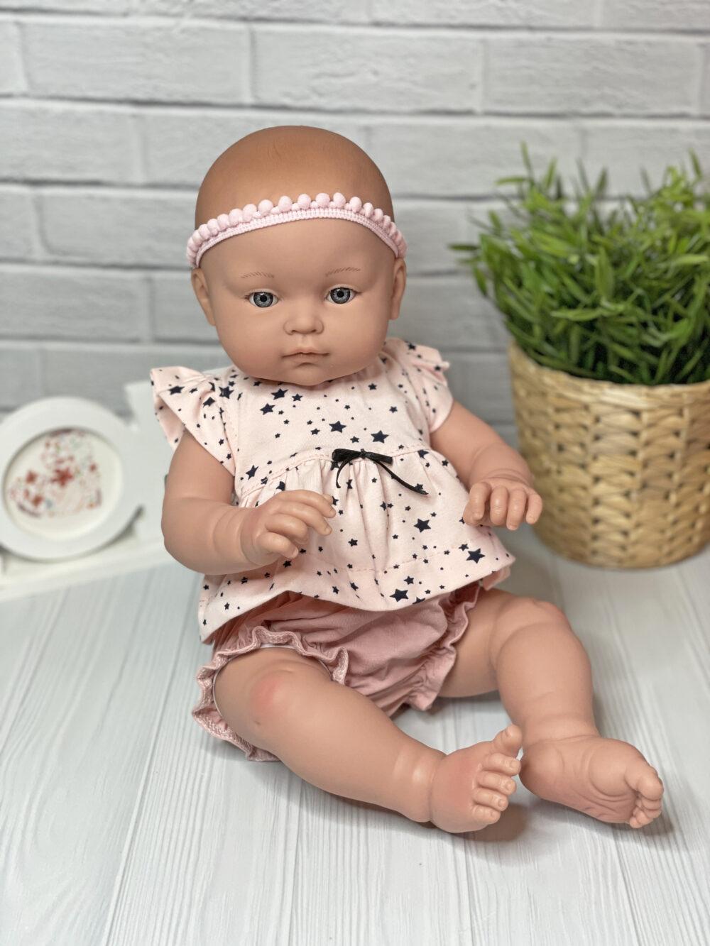 Летний комплект одежды для куклы 40-45 см