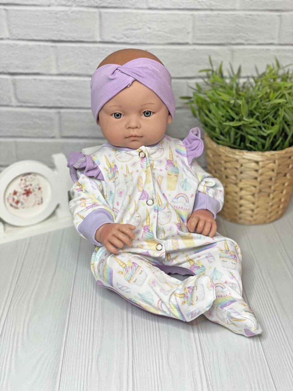 Комбинезон для куклы 40-45 см