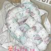 текстильный кокон для пупсов