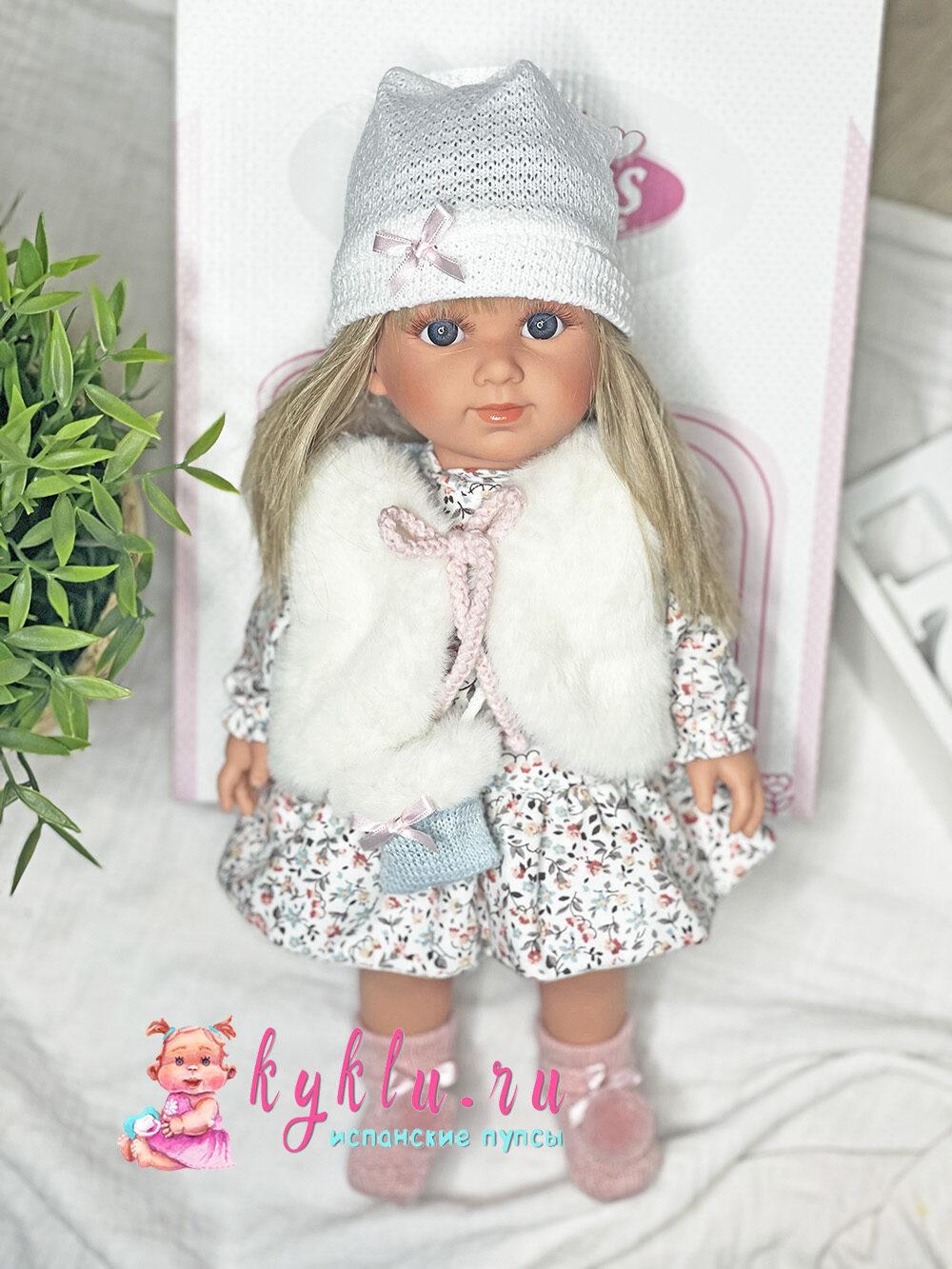 Кукла Елена 35 см от LLorens